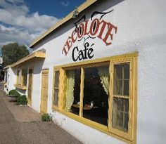 Tecolote Cafe - Santa Fe, NM ~ their breakfast and red chile ( or Carne Adovado) is killer!