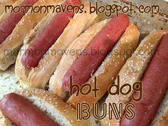Mormon Mavens in the Kitchen: Hot Dog Buns