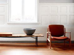 Onecollection & House of Finn Juhl - http://www.interiorredesignseminar.com/interior-design-inspirations/onecollection-house-of-finn-juhl/