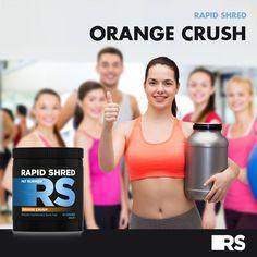 Shred Fat, Orange Crush, Fat Burner, Crushes, Fat Burning, Belly Fat Burner
