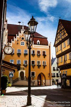 donauworth germany | Lamp Posts in Donauwörth, Germany
