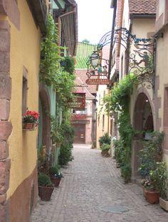 Riquewihr - Alsace - France