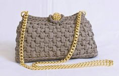 """New Cheap Bags. The location where building and construction meets style, beaded crochet is the act of using beads to decorate crocheted products. """"Crochet"""" is derived fro Crochet Wallet, Bag Crochet, Crochet Clutch, Crochet Cap, Crochet Handbags, Crochet Purses, Love Crochet, Crotchet Bags, Knitted Bags"""