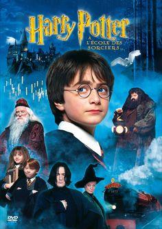 Harry Potter à l'école des sorciers(DVD)