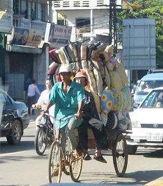 No more room ... Cambodia