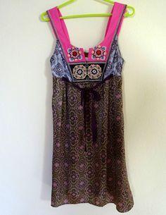 Silk Casual Floral Sleeveless Dresses for Women Odd Molly, Hippie Boho, Folk, Tank Tops, Best Deals, Floral, Casual, Shopping, Beautiful
