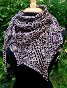 Ravelry: Ashton Shawlette pattern by Dee O'Keefe Lace Knitting, Knitting Stitches, Knitting Patterns Free, Knit Crochet, Crochet Patterns, Free Pattern, Knitted Poncho, Knitted Shawls, Shawl Patterns