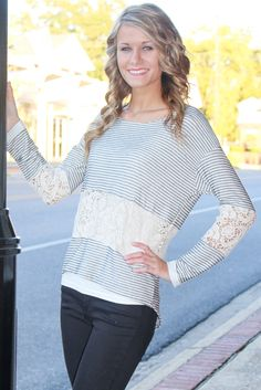 ESSENTIALLY YOURS TOP | CABOOSE BOUTIQUE