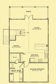 750 square foot house plans google search house plans for Guest apartment floor plans