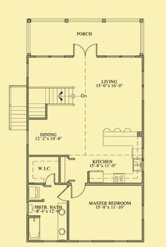 Architectural House Plans : Floor Plan Details : Garage With Apartment & Guest Suite