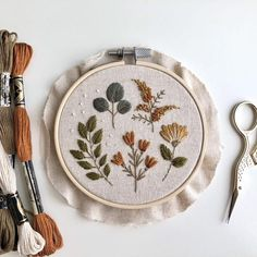 Floral Embroidery Patterns, Simple Embroidery, Embroidery Hoop Art, Cross Stitch Embroidery, Vintage Embroidery, Embroidery Designs, Embroidery Sampler, Hungarian Embroidery, Embroidery Jewelry