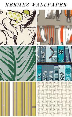 Hermes wallpaper Beautiful Designs