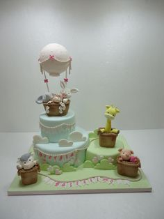 For a baby! - Cake by Diletta Contaldo
