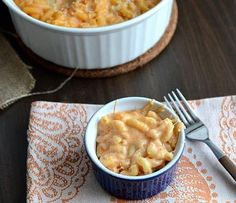 Baked tomato soup mac n' cheese