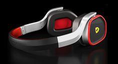 Nuevos auriculares Logic 3 inspirados en Ferrari  http://www.xataka.com/p/93116