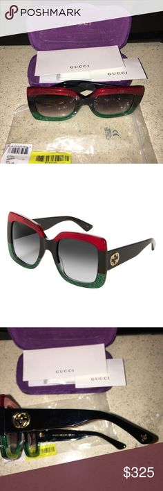 30051092a2 Gucci sunglasses Gucci sunglasses 2017 comes with all original packaging  item was a display item which includes no scratches!