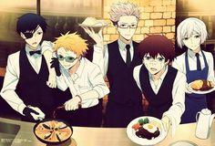 Hamatora boys #anime #manga