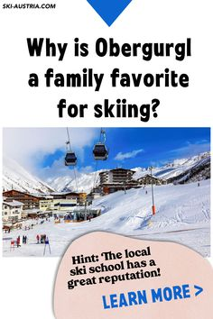 Discover some of the best options for family skiing in Austria. Five of the top Austrian ski resorts if you are travelling with children. Austrian Ski Resorts, Ski Austria, Best Ski Resorts, Best Skis, Travel With Kids, All Over The World, The Locals, Skiing, Families