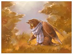 Autumn by Drkav.deviantart.com on @deviantART