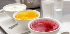 Recette glace: glace: Faire des glaces maison