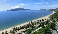 VIETNAM COASTLINE AND TWO HEAVENLY ISLANDS