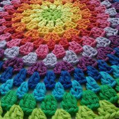 El arco iris crece