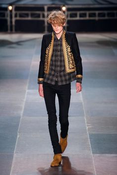 Saint Laurent Men's A/W '13