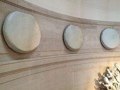 7 meules dormantes, Bernard Dejonghe, musée de Sèvres.