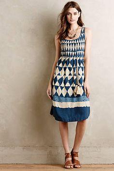 Indigo Dusk Kleid