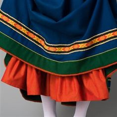 Cheer Skirts, Culture, Costumes, Norway, Ethnic, Inspiration, Style, Fashion, Scale Model