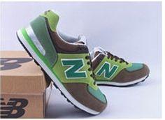 Zapatos genuinos 2013 nuevas de NewBalance-Hombres New Balance 574 zapatos deportivos de Corea