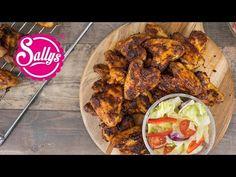 Chickenwings / Hähnchenflügel aus dem Ofen oder vom Grill - YouTube - https://www.youtube.com/watch?v=es79II2eY3A