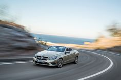 Facelifted 2013 Mercedes E-Class Coupe and Cabriolet