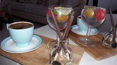 Türk kahvesi candır