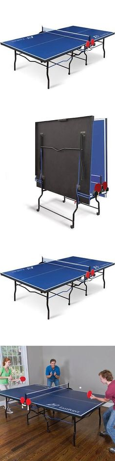 Sets 158955: Eastpoint Sports Eps 3000 2 Piece Table Tennis Table Ping Pong  Game Outdoor