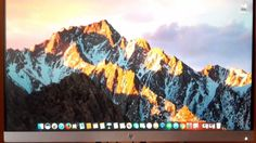 Monitor full HD CW24 hp per macOS Sierra....