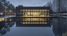 Gallery of Refurbishment of an Old Functional Replacement Building / UDG + SEU - 8