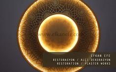 Efkan Efe Plaster Decoration / Restoration / Gold Leaf / Ceiling / Patine  +90 216 357 5151 +90 533 690 7242