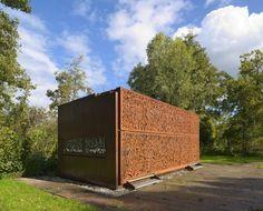 Het Bushok / Borren Staalenhoef Architecten (Amsterdam, The Netherlands) #architecture