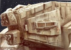 ALIEN HARDWARE - Space 1999 Eagle Transporter Forum