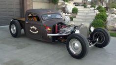 Hot Rod Rat