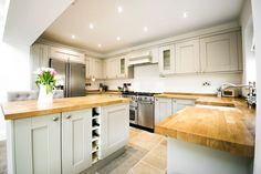 Shaker Kitchen from Redscar Kitchens