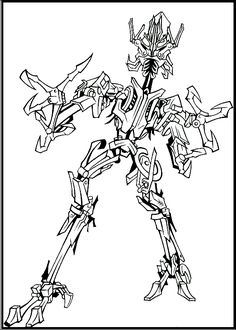 20 Best Transformers Images On Pinterest Transformers Coloring