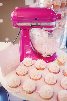 I WILL have pink appliances!