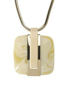 Lanvin Women - Jewelry - Necklace Lanvin on YOOX