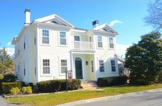 8 North St, Mattapoisett, MA 02739    Nicely kept-up antique house. Mouldings look wonderful, near ocean.