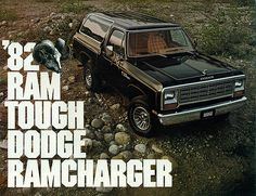 ramcharger lone wolf mcquade trucks pinterest lone wolf dodge ramcharger  mopar