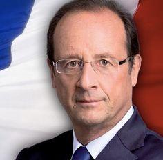President of France, Francois Hollande