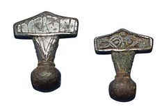 Viking age / Thors hammer/ Danish