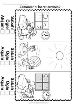 Sabah öğle akşam kavramı. Free good morning afternoon evening worksheet download printable. Concepto de la cena del almuerzo de mañana. Концепция утреннего обеденного обеда.